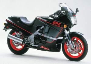 Kawasaki GPz 400R